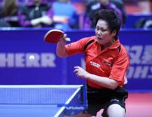 Li Chun Li (NZL) - 2012 ITTF-Oceania Cup Women's Singles Champion