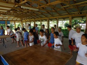 Samoa DNSS Visit 1
