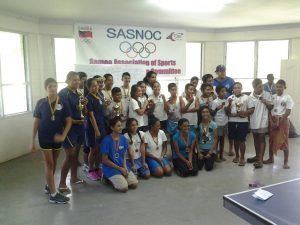 Samoa School Competition